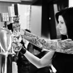 Miki Trudel - Sommelière bière LA CUVÉE D'HIVER 2013