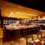 Blue Ribbon Sushi bar without chef