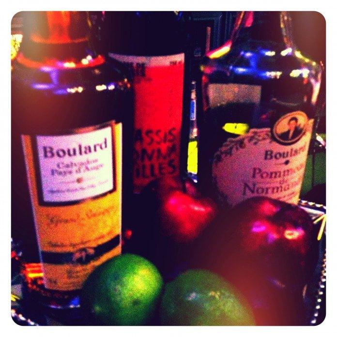 cocktail duVerger