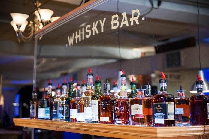 Whisky bar de La Cuvée