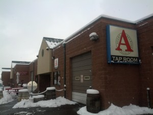 Avery Brewing Taproom