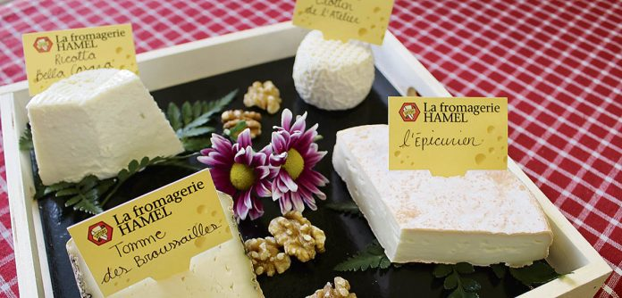Fromage estival