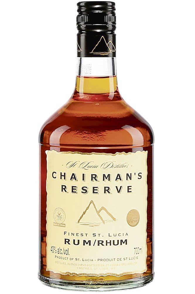 St-Lucia - Chairman's Reserve, 40 %