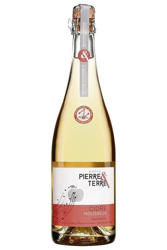 Entre Pierre & Terre Cidre mousseux, 8%
