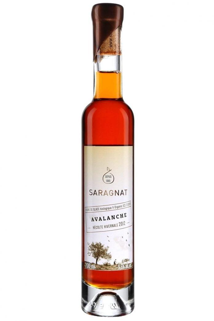 Saragnat Avalanche Récolte hivernale2014, 11%