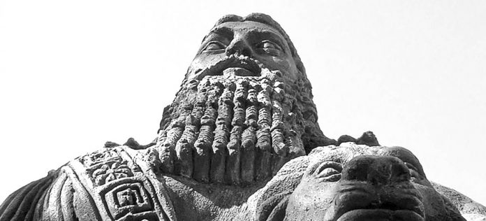 Statue de Gilgamesh